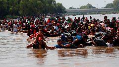 Informe Semanal - La caravana del hambre