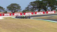 Motociclismo - Campeonato del Mundo Superbike 2019. World Supersport prueba Australia desde Phillip Island