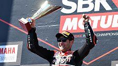 Álvaro Bautista vuelve a imponerse en Phillip Island en el Mundial de Superbike