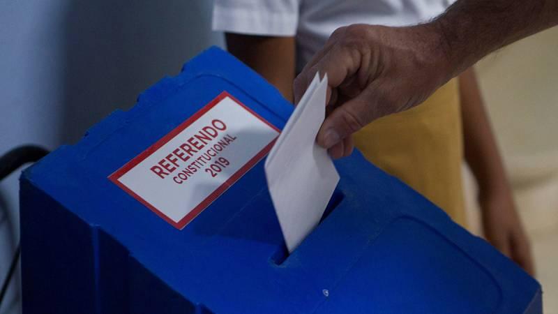 El gobierno cubano celebra un referéndum para ratificar la nueva Constitución- Ver ahora