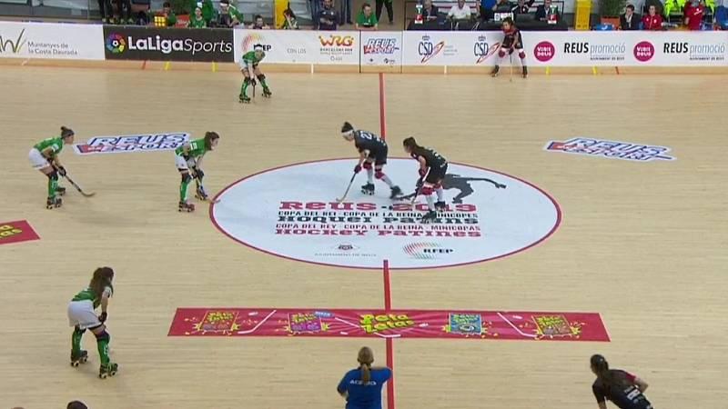 Hockey patines - Copa de la Reina Final - ver ahora