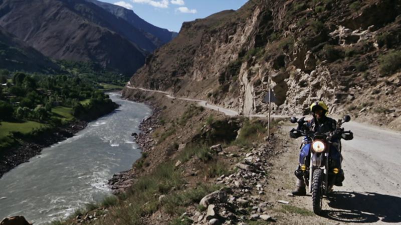 Diario de un nómada - Carreteras extremas: Frontera entre civilización y barbarie - ver ahora