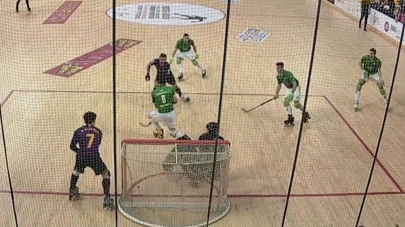 Hockey patines - Copa del Rey Final - ver ahora