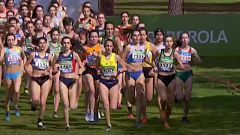 Cross - Campeonato de España de Clubes Carrera Sub-20 Femenina