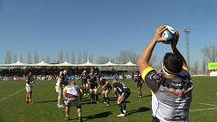 Rugby - Liga División de Honor Masculina 18ª jornada: CR El Salvador - Aparejadores Burgos