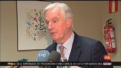 Parlamento - Conoce el Parlamento - Barnier explica el proceso del 'Brexit' en la Comisión Mixta para la UE - 23/02/2019