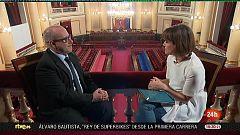 Parlamento - La Entrevista - Francisco José Alcaraz, primer senador de VOX - 23/02/2019