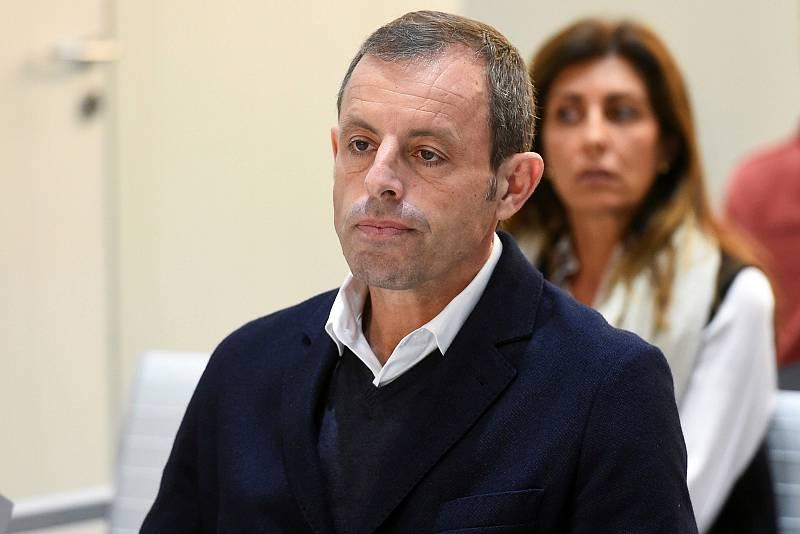"""La defensa de Rosell cuestiona su permanencia en prisión estando en libertad hasta """"La Manada"""""""