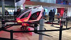 Llega el primer taxi aéreo de la mano del 5G