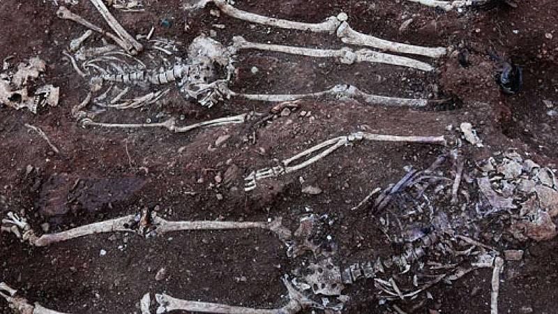 9.000 cuerpos han sido recuperados de fosas comunes en los últimos 19 años