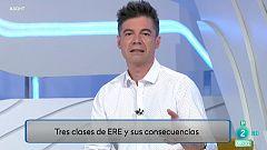 Tres tipos de ERE y sus consecuencias