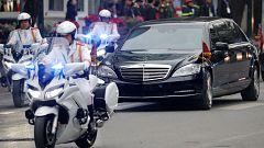 Kim Jong-un llega a Hanói horas antes de la segunda cumbre con Donald Trump