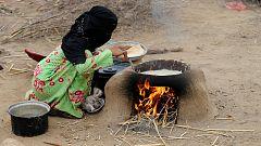 El Programa de Alimentos de la ONU ha advertido que 20 millones de yemeníes ¿no saben cuándo volverán a comer¿