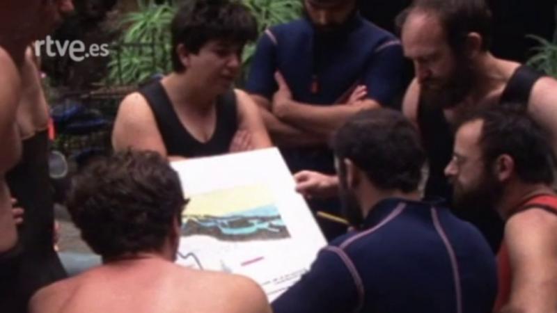 Al filo de lo imposible - Túnel de la Atlántida: Viaje a lo desconocido