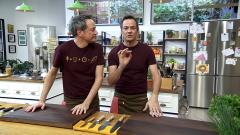 Torres en la cocina - Guiso de lentejas y lagarto ibérico