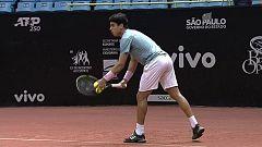 Tenis - ATP 250 Torneo Sao Paulo: P. Sakamoto - J. Munar