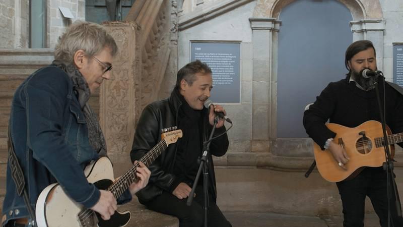 Un país para escucharlo - Programa 4: Barcelona - ver ahora