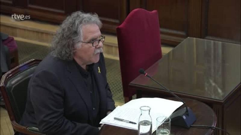 """Marchena advierte a testigos, acusaciones y defensas de que """"no existe el testigo opiniante"""""""