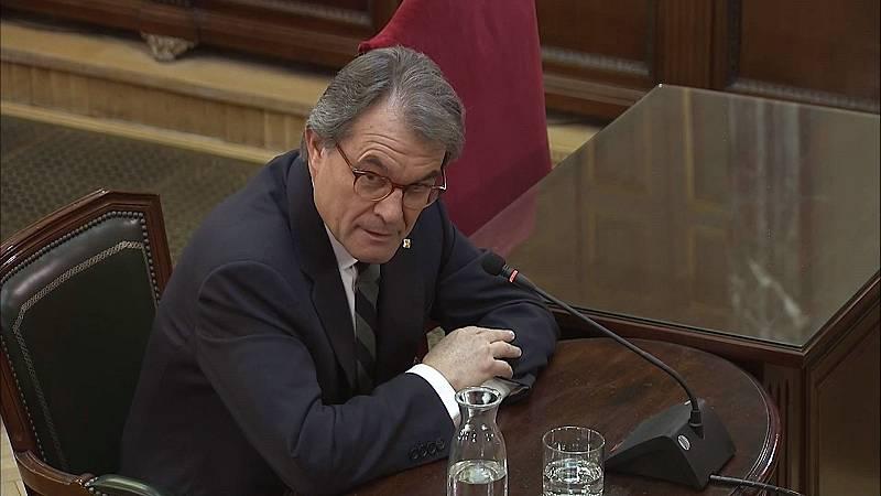"""Artur Mas asegura que la intención de la Generalitat siempre fue """"acordar los términos de un referéndum"""" con el Gobierno"""