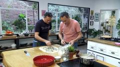 Torres en la cocina - Pimientos rellenos de salpicón y pasta al horno