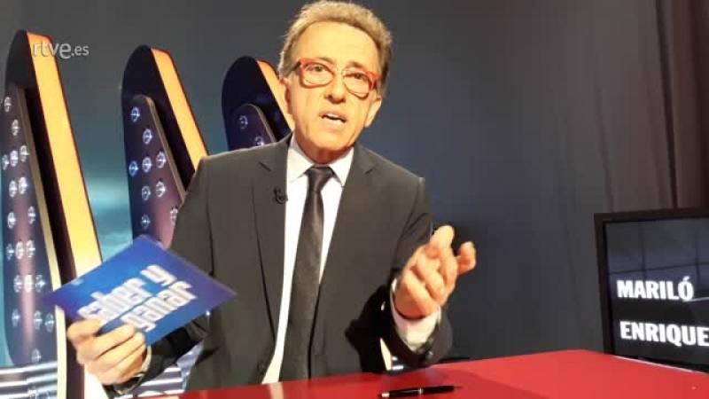 Jordi Hurtado lamenta la muerte de Jose Pinto en nombre de toda la familia de Saber y Ganar
