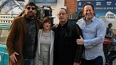 RTVE.es entrevista al director y los protagonistas de '4 latas'