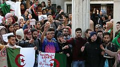 Manifestaciones en Argelia contra el quinto mandato de Buteflika