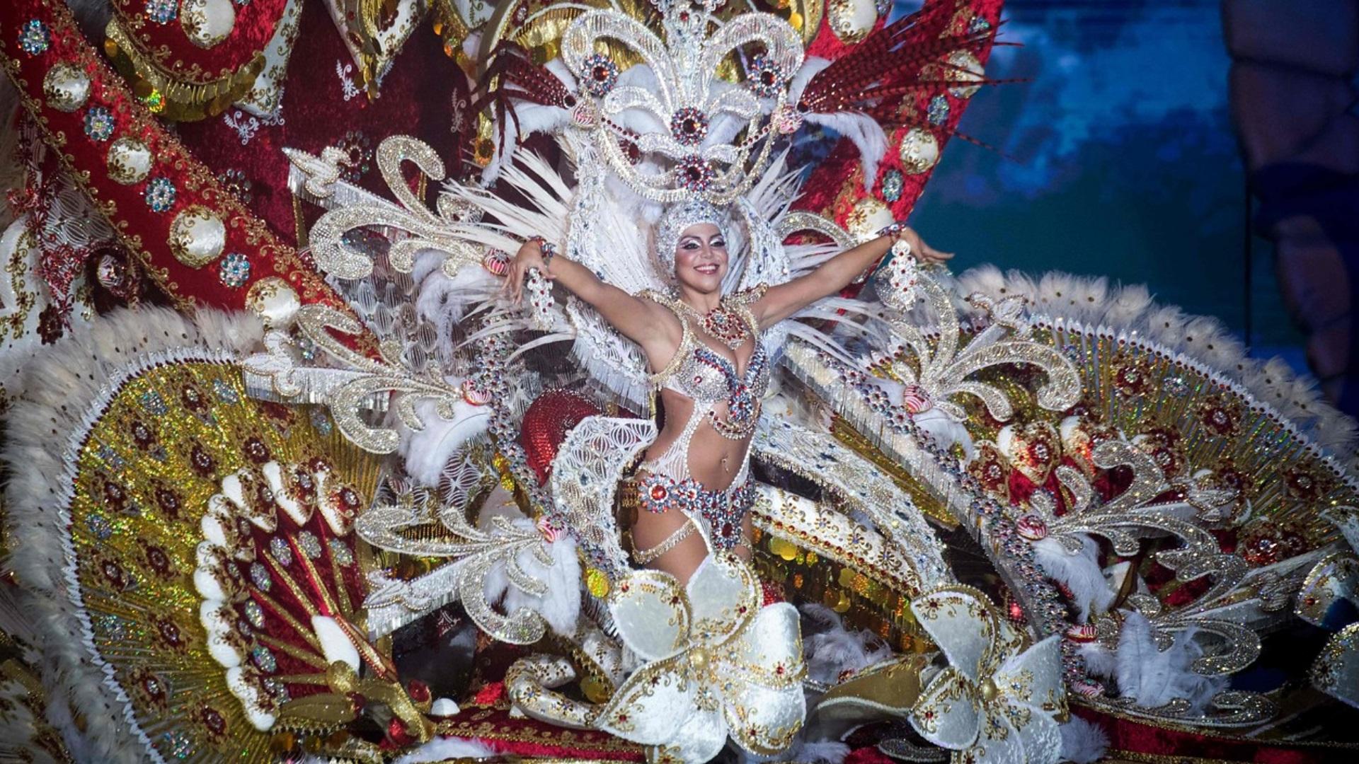 0a71668ae Carnaval Santa Cruz de Tenerife 2019 - Gala Elección de la Reina