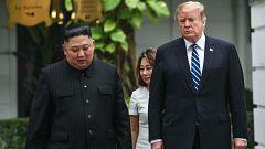 Donald Trump y Kim Jong-un terminan abruptamente y sin acuerdo su segunda cumbre en Vietnam