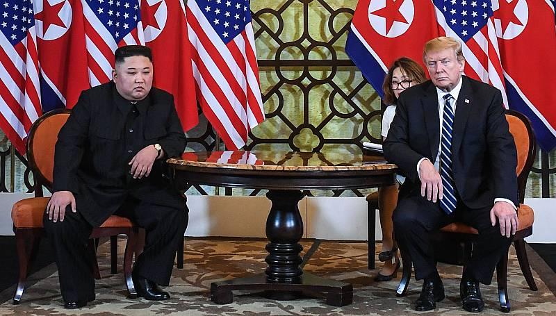 La cumbre de Trump y Kim Jong-un en Vietnam termina sin acuerdo