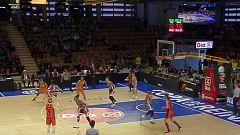 Baloncesto - Copa de la Reina 2019 1/4 Final: Spar Citylift Girona - Valencia Basket