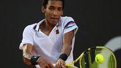 Tenis - ATP 250 Torneo Sao Paulo: F. Auger-Aliassime - A. Ramos-Vinolas