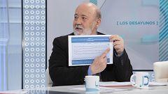 Los desayunos de TVE - José Félix Tezanos, Presidente del CIS