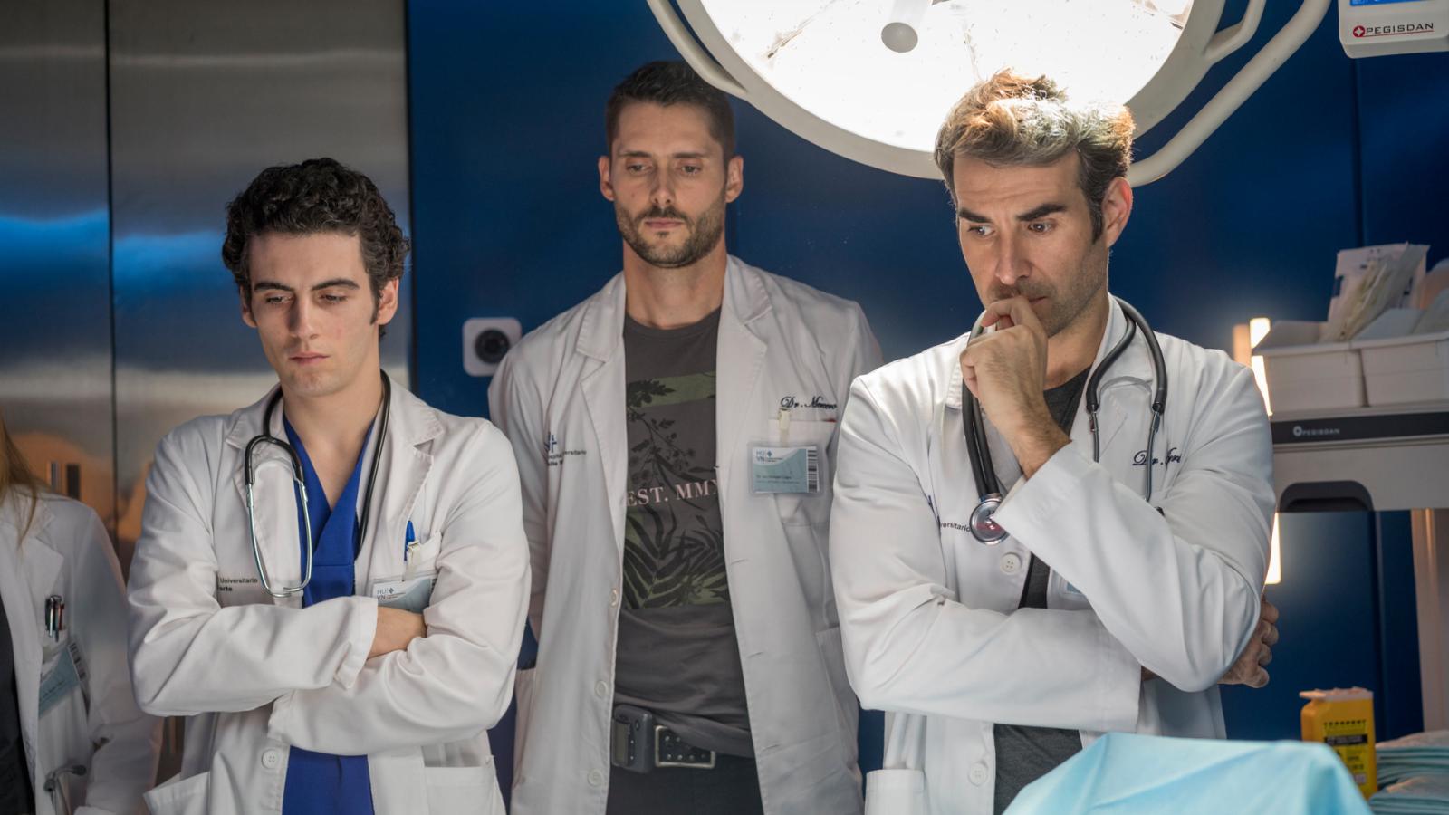 Hospital Valle Norte - Los médicos se enfrentan a un fenómeno paranormal en el próximo capítulo