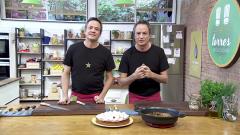 Torres en la cocina - Sergio y Javier cuelgan los delantales de 'Torres en la cocina'