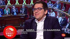 Aquí Parlem - José María Espejo-Saavedra, vicepresident segon del Parlament