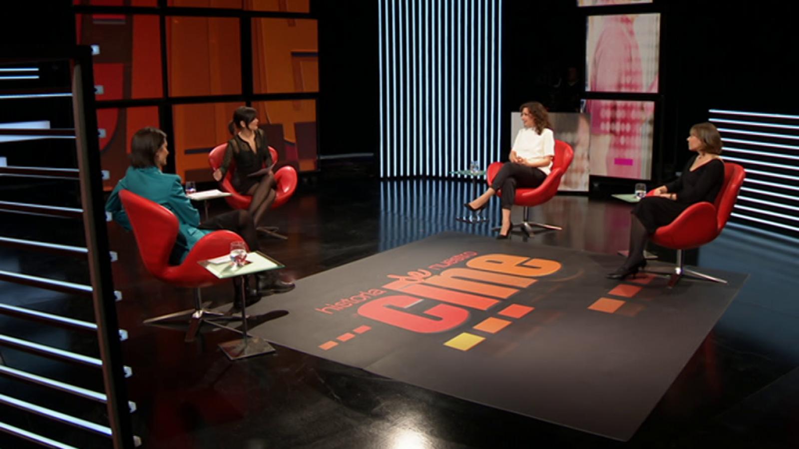 Historia de nuestro cine - Coloquio: Nombres de mujer - ver ahora