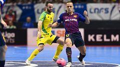 Fútbol Sala - Copa de España 1/4 Final: FC Barcelona Lassa - Jaén Paraíso Interior