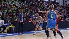 Baloncesto - Copa de la Reina 2019. 1ª Semifinal: Spar Citylift Girona - Cadí La Seu
