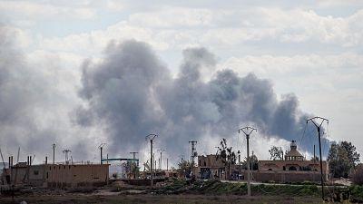 Asalto de las milicias kurdas al último reducto del Estado Islámico en Siria