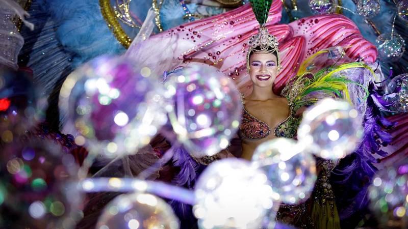 Carnaval Santa Cruz de Tenerife 2019 - Concurso de ritmo y armonía de comparsas - ver ahora