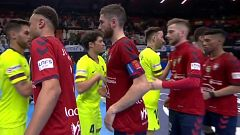 Fútbol Sala - Copa de España. 2ª Semifinal: Osasuna Magna - FC Barcelona Lassa