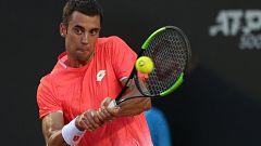 Tenis - ATP 250 Torneo Sao Paulo. 2ª Semifinal: G.Pella - L.Djere