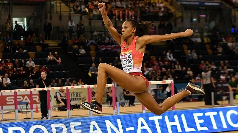 El salto de oro de Ana Peleteiro
