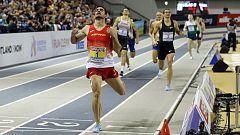 Atletismo - Campeonato de Europa en Pista Cubierta, sesión Vespertina