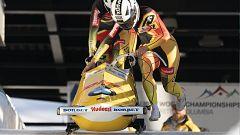 Bobsleigh A-2 Femenino - Campeonato del Mundo 4ª Manga