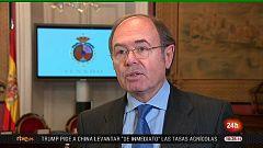 Parlamento - La Entrevista - Fin de legislatura con el presidente del Senado, Pío García-Escudero - 02/03/2019
