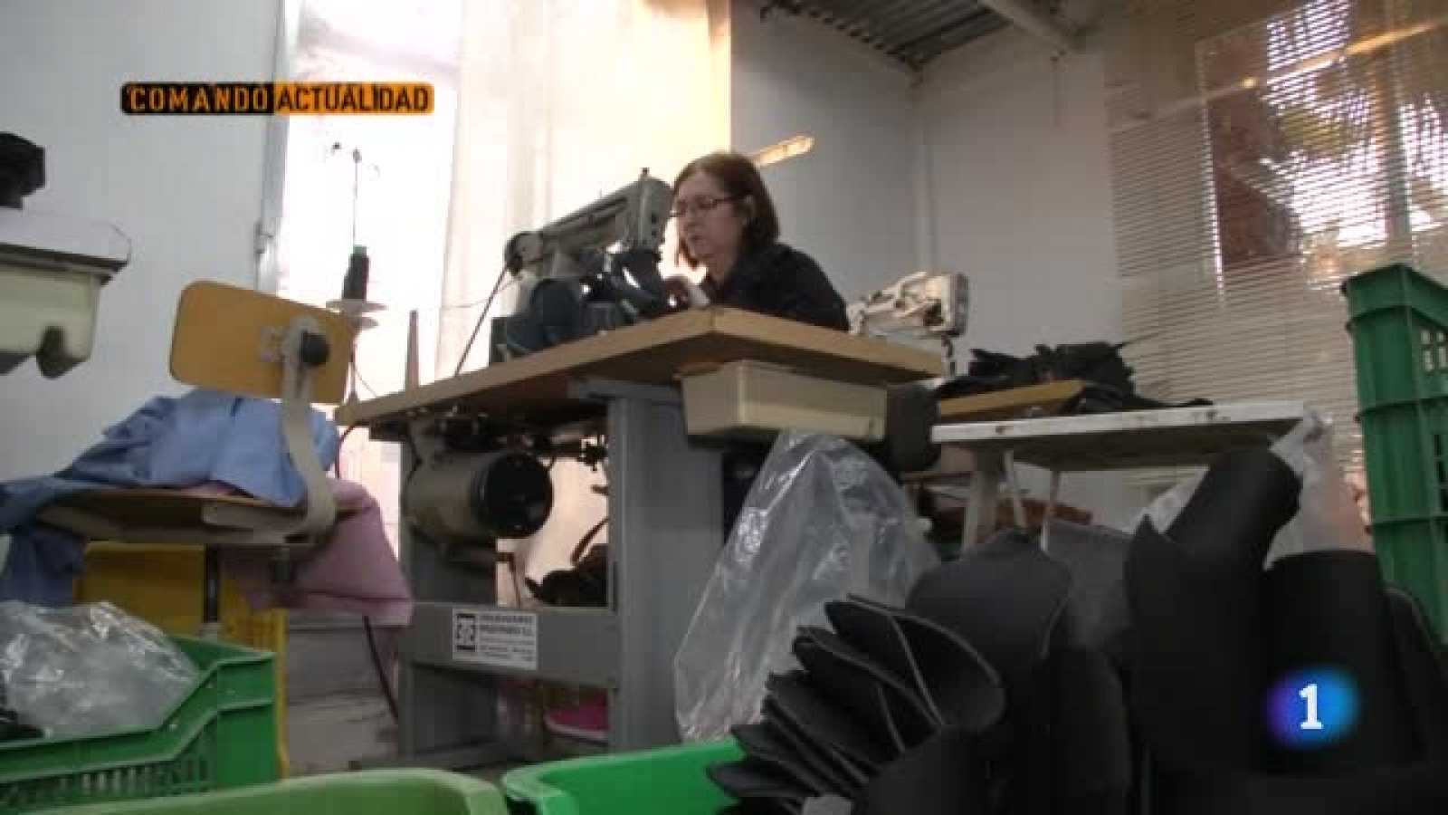 Vídeo del avance del programa de Comando Actualidad sobre los pobres con trabajo