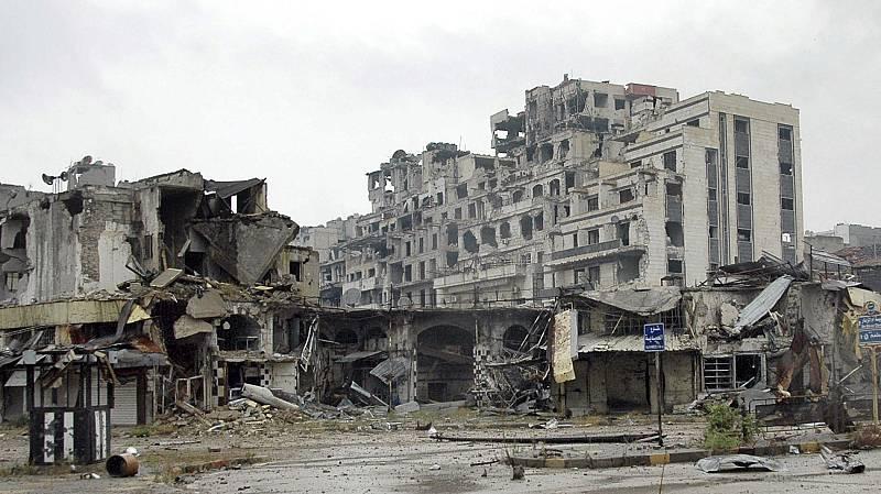 """Ocho años de guerra en Siria: de Primavera Árabe a """"tragedia humanitaria"""""""