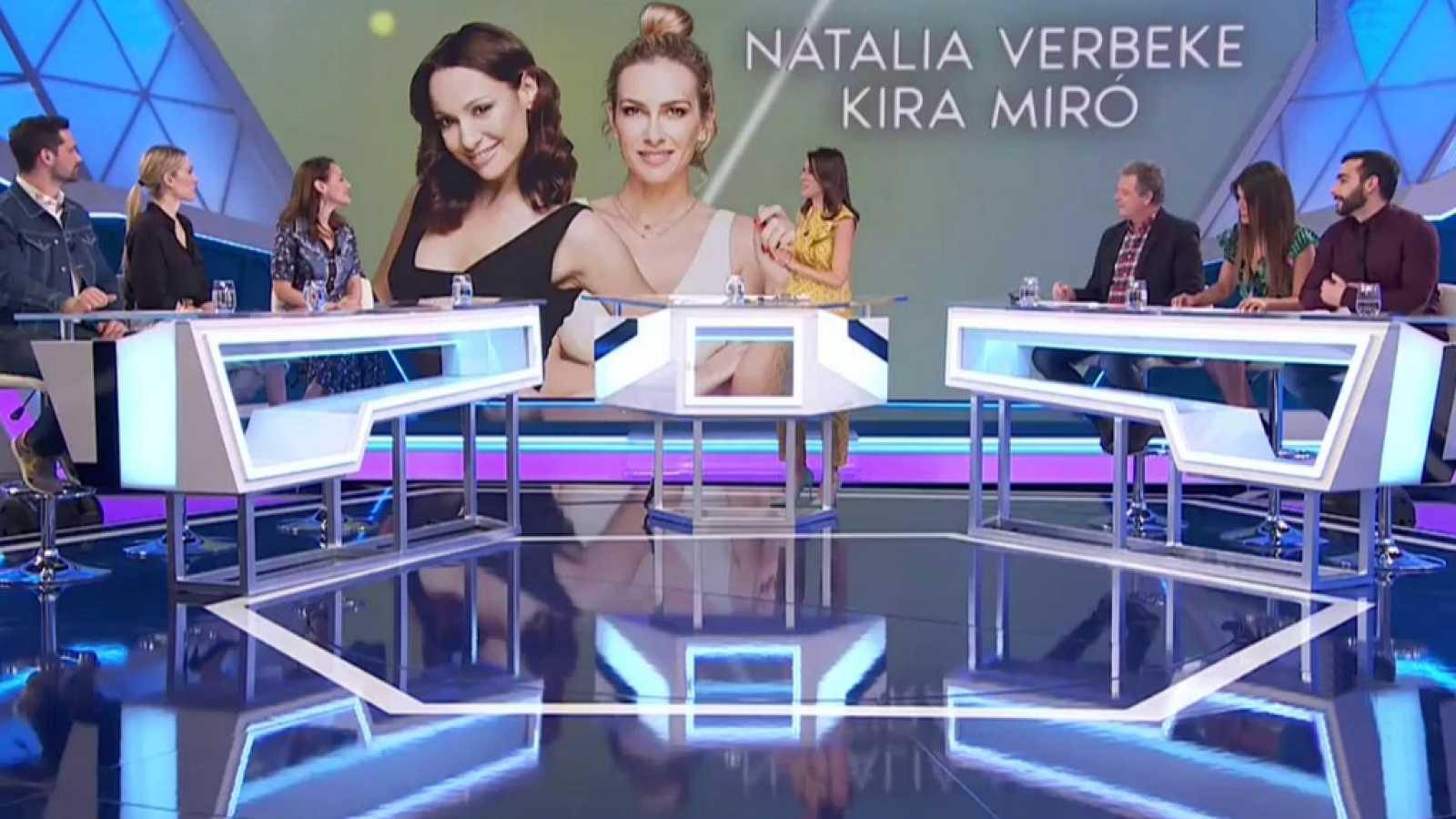 Lo siguiente - Kira Miró y Natalia Berbeke - 04/03/19 - ver ahora